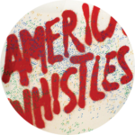 Edward Ruscha - America Whistles, from the portfolio America: The Third Century