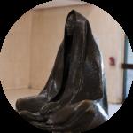 Francisco Zúñiga - Orante/Mujer con las Manos Cruzadas (Woman Praying/Woman with Her Hands Crossed)